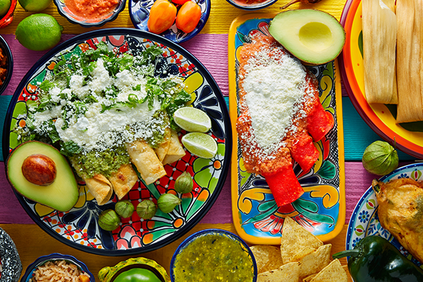 Discover why Mexican food is popular all over the world | José Olé