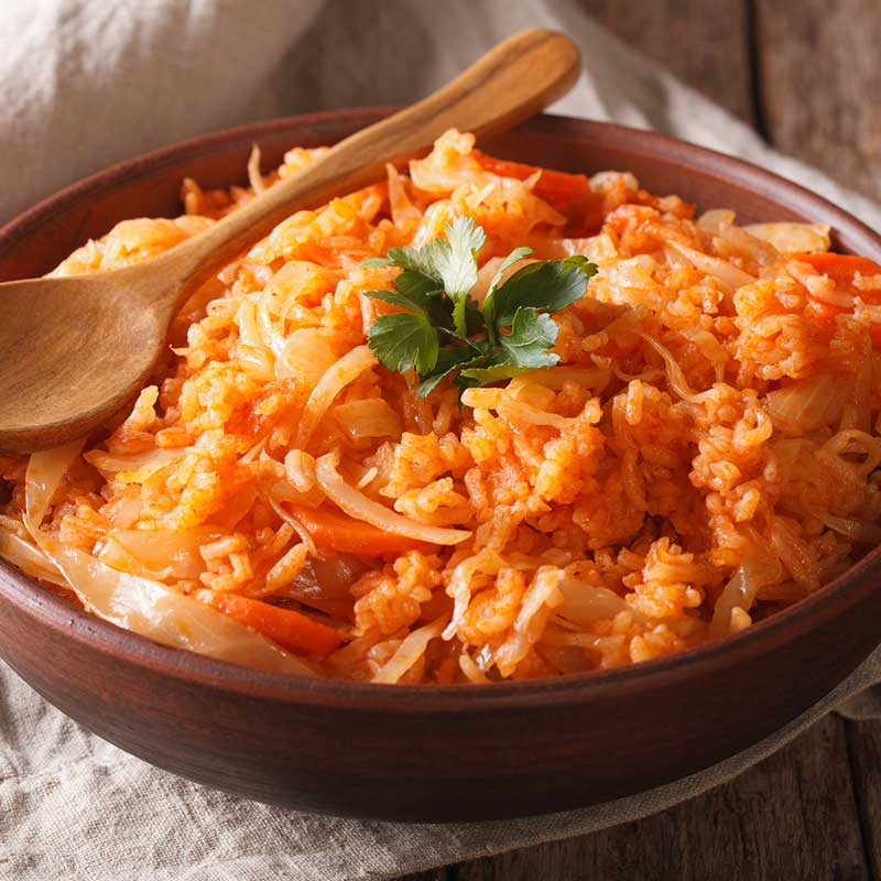 Delicious Mexican Style Rice Recipe Jose Ole